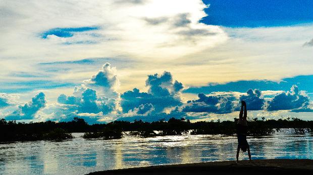 Koh Trong Island