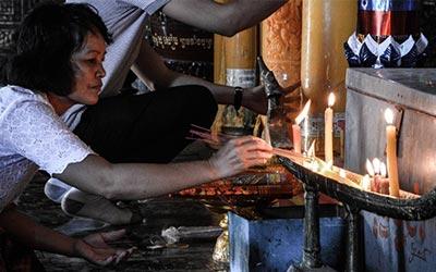 100 Pillar Pagoda