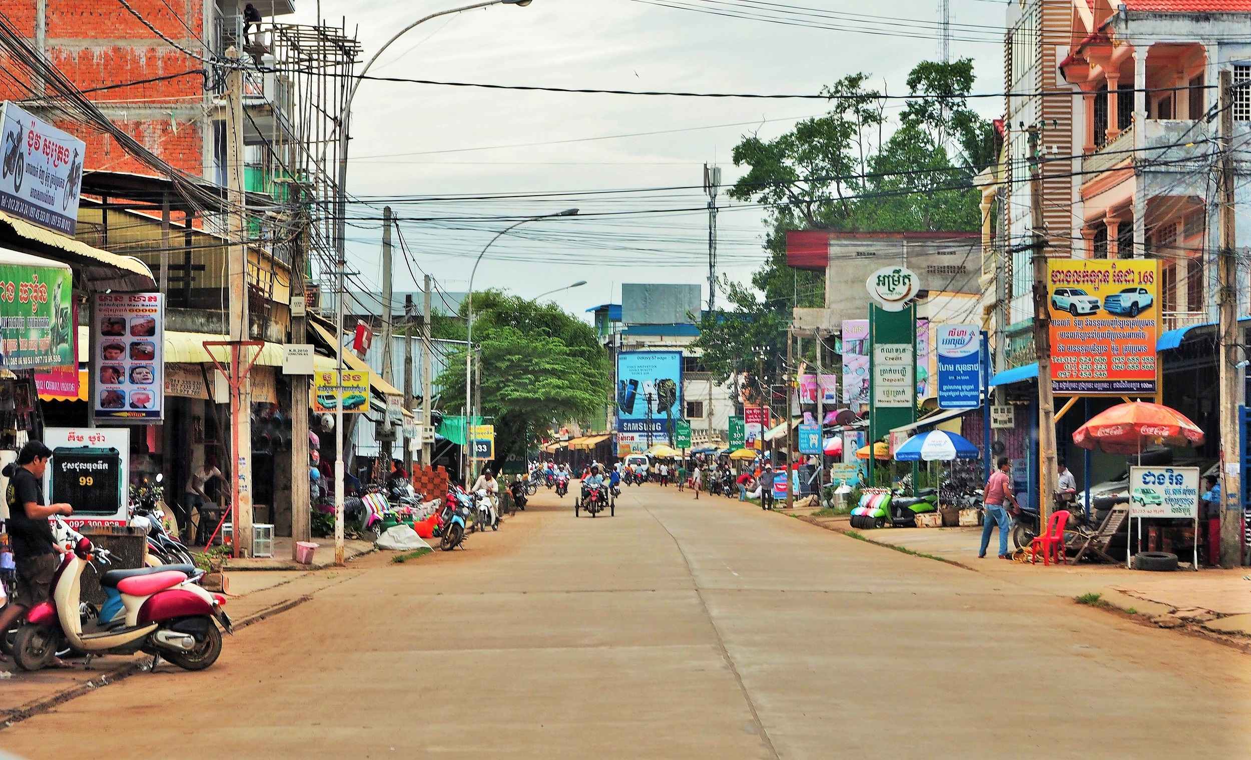 Kratie Town