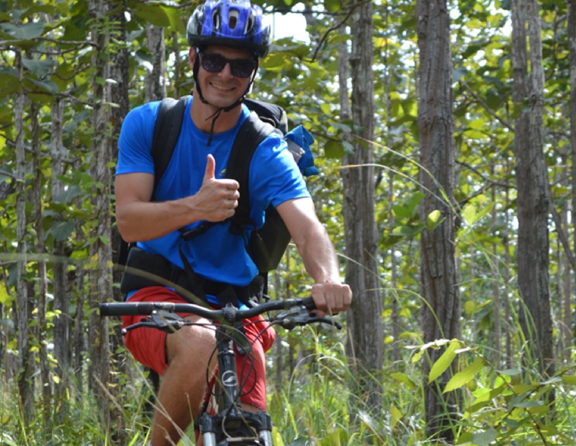 Sporty Challenge to Koh Phdao