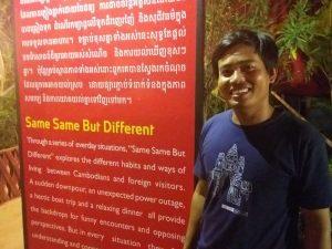 Tour Leader Phiya -Same Same But Different