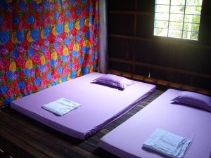 bed room home stay