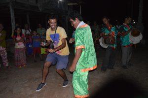 Chaya dance